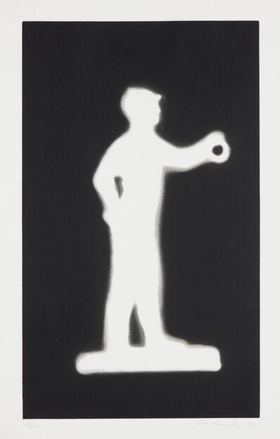 Ed Ruscha, 'Jockey', 1988