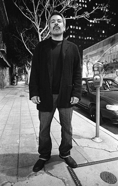 Harry Gamboa Jr., 'Salomon Huerta, Artist', 2008