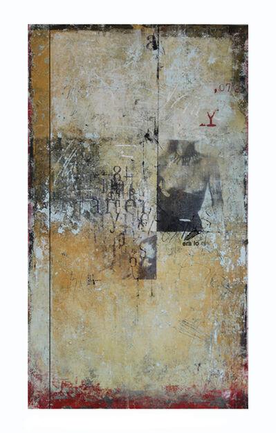 Margit Fureder, 'Plus Jaune II'