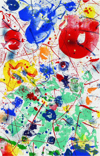 Sam Francis, 'Untitled (SF-358)', 1993