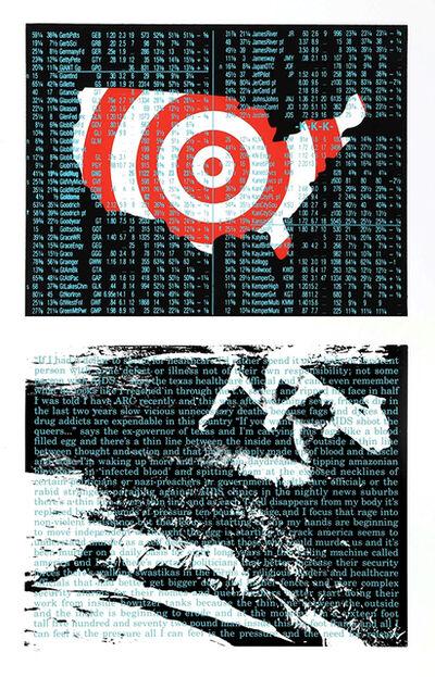 David Wojnarowicz, 'Untitled (for ACT UP)', 1990