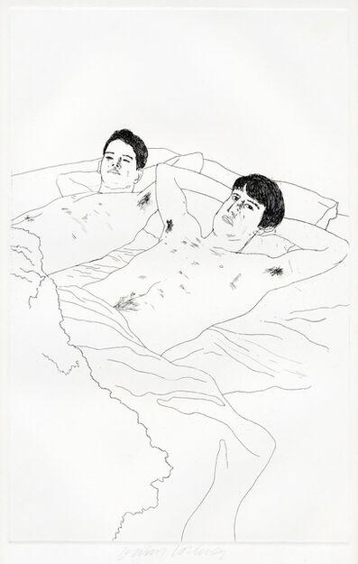 David Hockney, 'In Despair', 1966