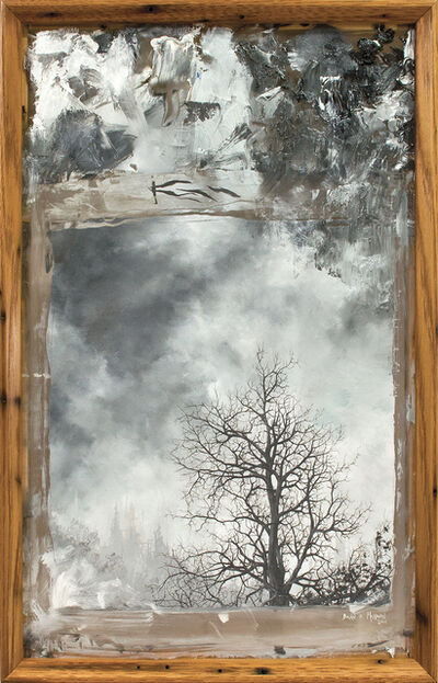 Brian Mashburn, 'Oak in Winter', 2017