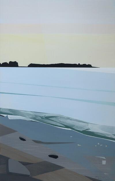 Greta Van Campen, 'Looking Toward Monroe Island', 2021-01-08 00:00:00 UTC