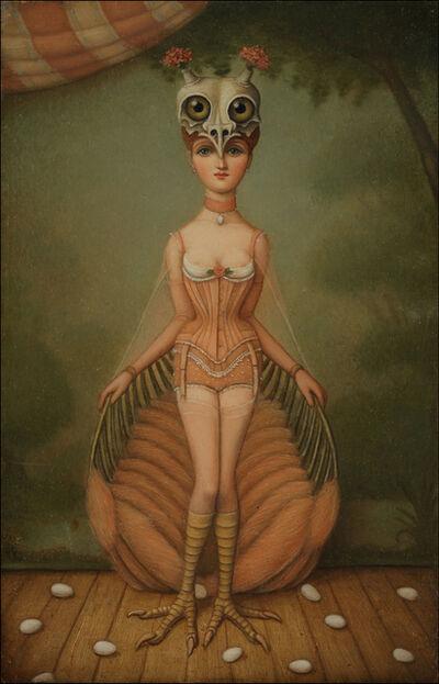 Colette Calascione, 'Bird Girl', 2021