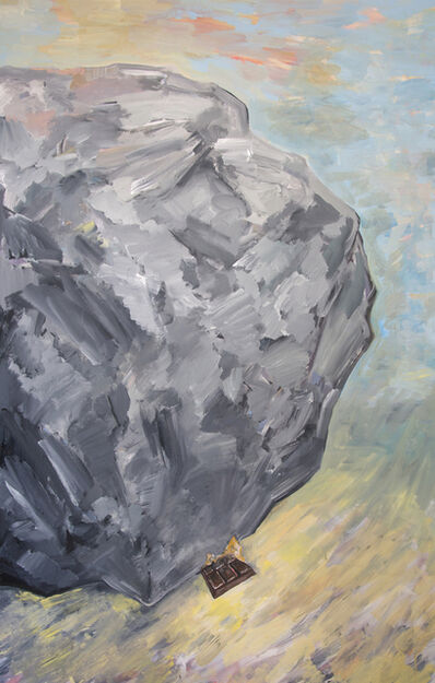 Derek Paul Boyle, 'Candy under Boulder', 2019