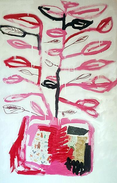 Serena Rossi, 'Plant', 2019