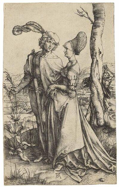 Albrecht Dürer, 'The Promenade (B. 94; M., Holl. 83; S.M.S. 19)', ca. 1498