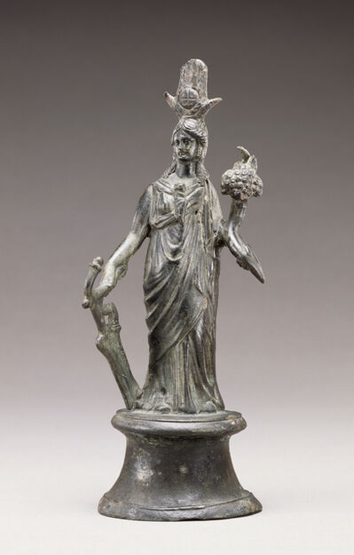 'Statuette of Isis-Fortuna',  2nd century