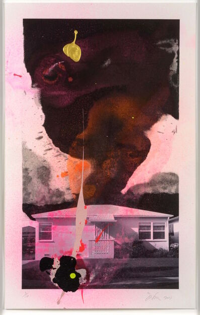 Joe Goode, 'House Tornado (11520)', 2007