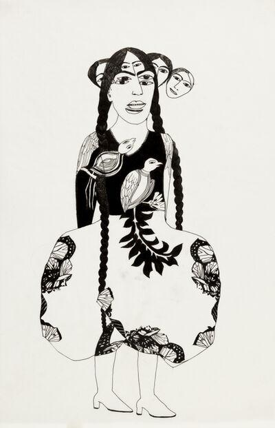 Samira Abbassy, 'Voices in her Head', 2009