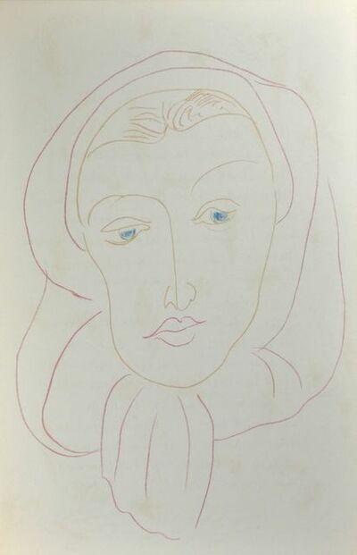 Henri Matisse, 'Poemes de Charles  d'Orleans', 1950