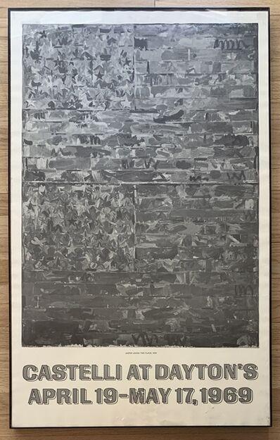 Jasper Johns, 'Castelli at Dayton's, April 19-May 17, 1969', 1969