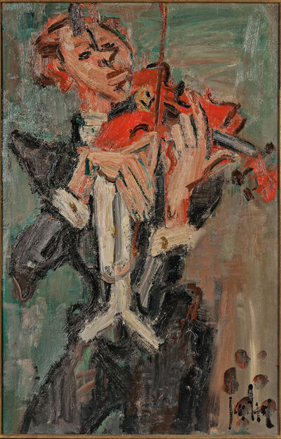 Gen Paul, 'The Violinist'