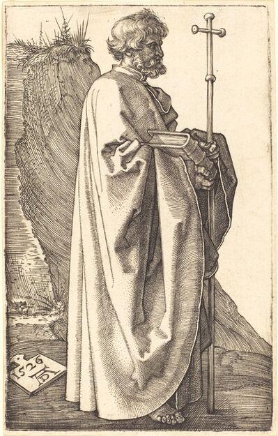 Albrecht Dürer, 'Saint Philip', 1526