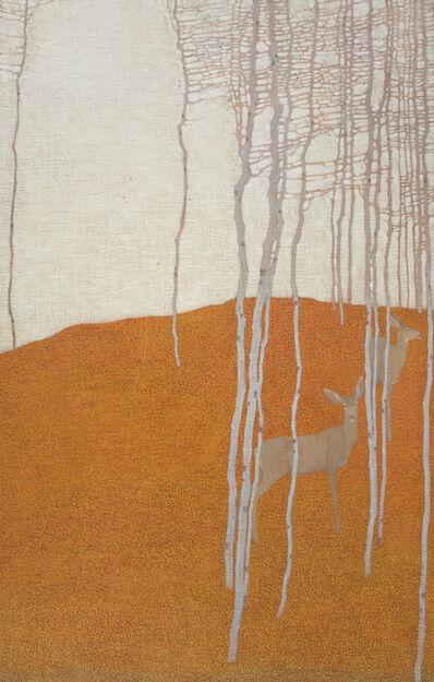 David Grossmann, 'On Fallen Autumn Leaves', 2019