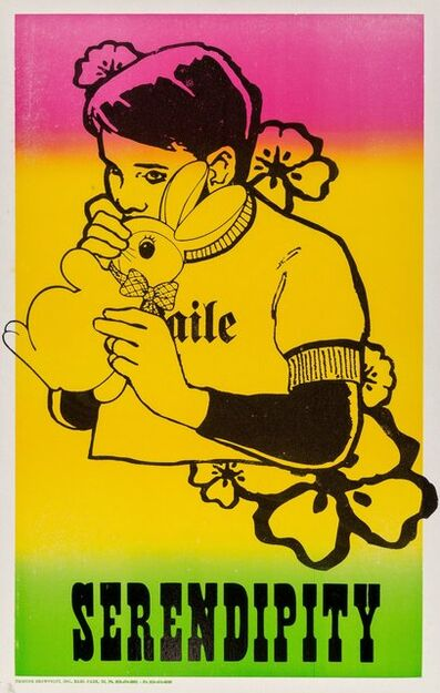 FAILE, 'Serendipity', 2001