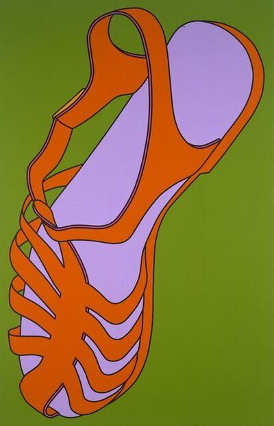 Michael Craig-Martin, 'Sandal', 2002