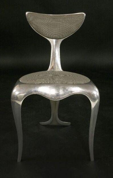 Mark Brazier-Jones, 'four 'Dolphin Tail' chairs'