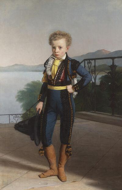 Unknown Austrian, 'Portrait of Napoléon François Charles Joseph Bonaparte', 1818