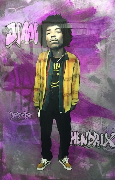 The Producer BDB, 'Jimi', 2016