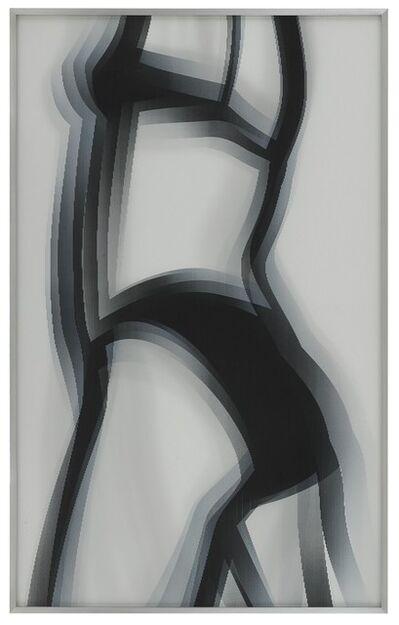 Julian Opie, 'Suzanne Walking', 2005-2007