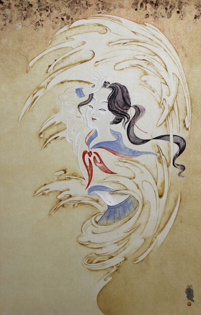 Hattori Shihori, 'MASO (Goddess of the sea)', 2020