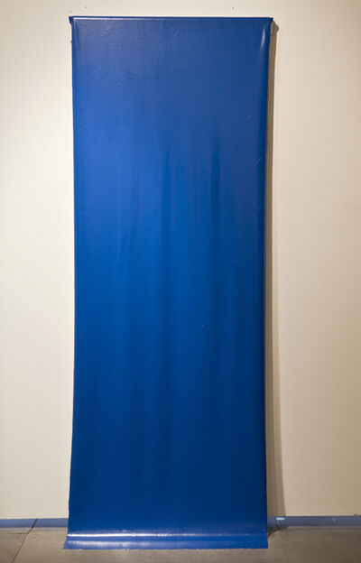 Martin Cordiano, 'Blue on White', 2012