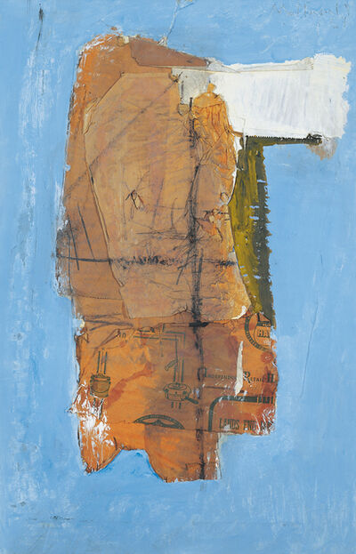 Robert Motherwell, 'Helen's Collage', 1957