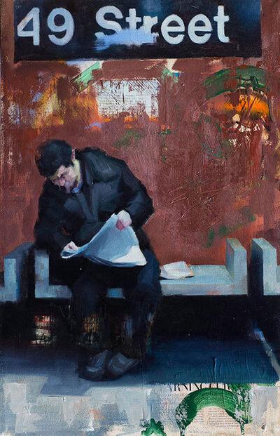 John Wentz, 'Fine Days is Coming', 2017