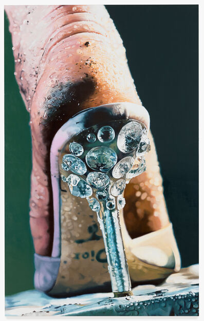 Marilyn Minter, 'Strut', 2004-2005