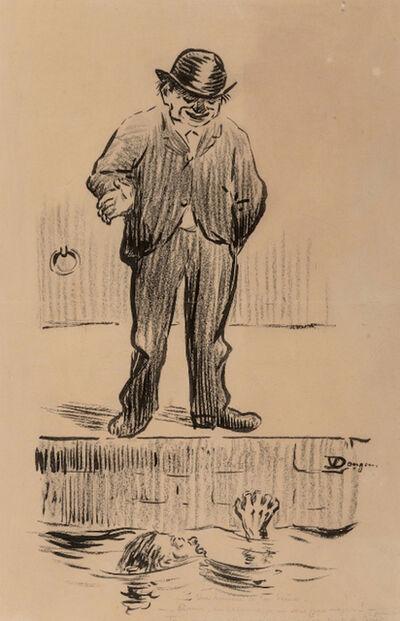 Kees van Dongen, 'Un homme à la Seine', Unknown