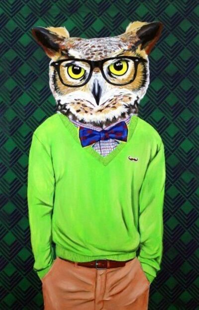 Jared Aubel, 'Intellectu-Owl', 2012-2019