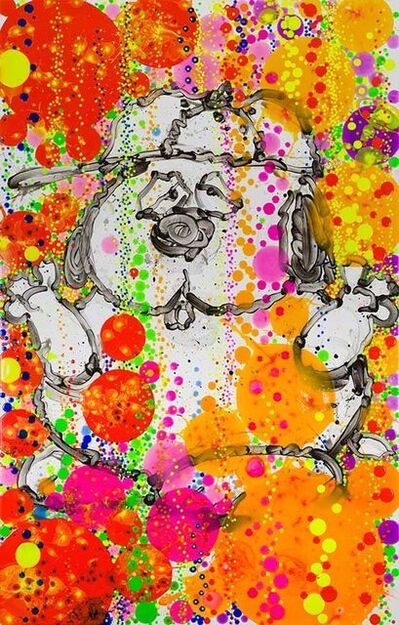 Tom Everhart, 'Tangerine Scream - Bubble Bath', 2018