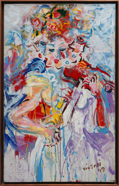 Victor Victori, 'The Violin Player', 1999