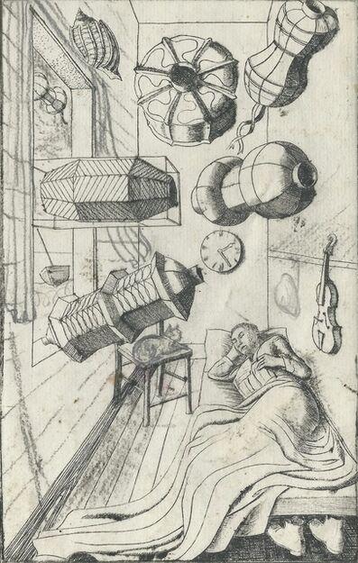 Frederick Austin, 'The artist dreaming', 1935