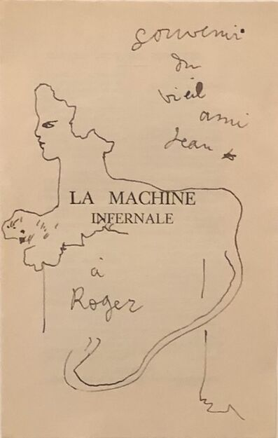 Jean Cocteau, 'La Machine Infernale', 1934