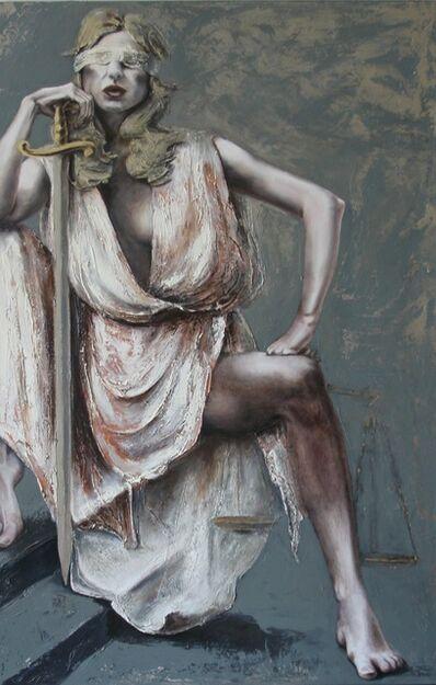 Guusje Bertholet, 'Justice III', 2015