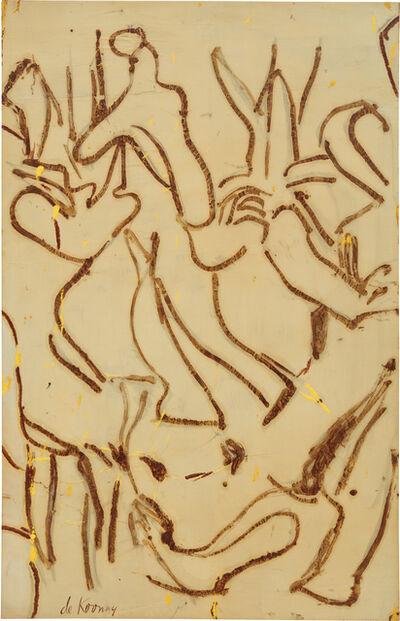 Willem de Kooning, 'Untitled', ca. 1965