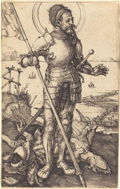 Albrecht Dürer, 'Saint George Standing', ca. 1507/1508