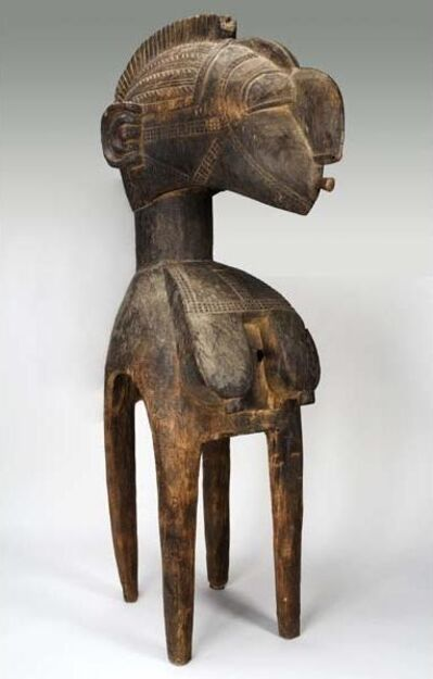 Unknown Artist, 'Shoulder Mask (D'mba)', first half 20th century