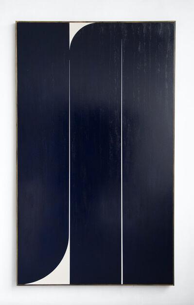 Johnny Abrahams, 'Dark Blue', 2019