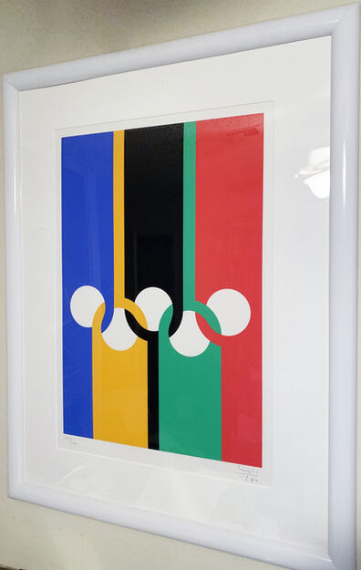 Max Bill, 'Olympische', 1970