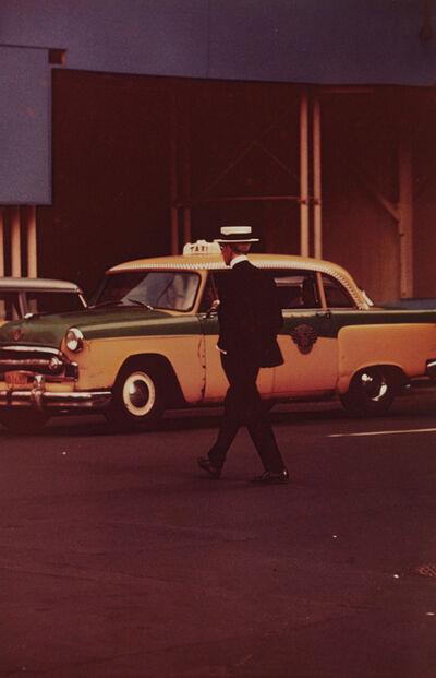Saul Leiter, 'N.Y.', 1952