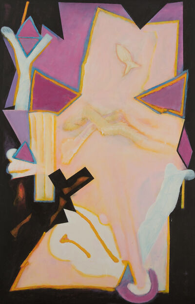 William Scharf, 'The Priestess Wore Herself', 2005-2007