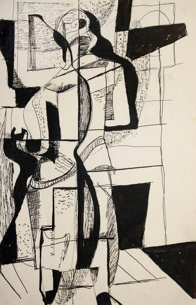 R. Leroy Turner, 'Untitled (Standing Figure)', ca. 1935