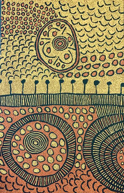 Yinarupa Nangala, 'Untitled'