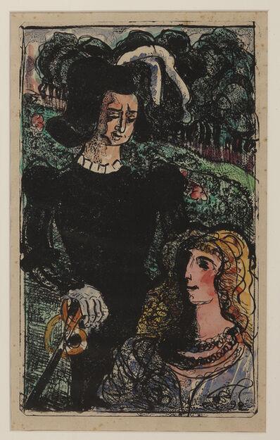 Émile Bernard, 'Kill my husband', 1891-1892