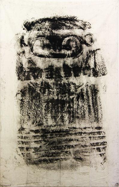 Rosemberg Sandoval, 'El Tablón 2 (Mujer)', 2001