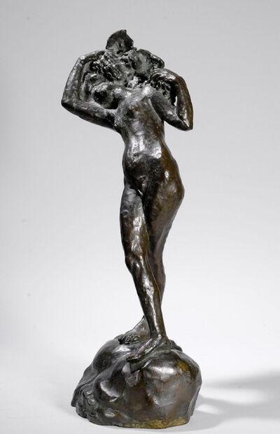Emile-Antoine Bourdelle, 'Bacchante aux jambes croisées', Unknown